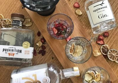 Inglewood Gin tastings