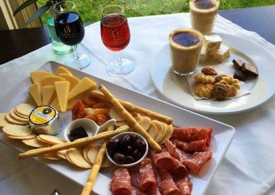 Uleybury platters mains and dessert